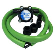 JABSCO Drill pump kit w/ hose