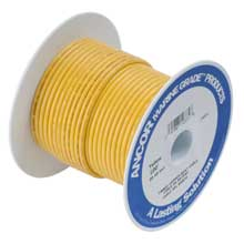 ANCOR Yellow 25ft 8 awg