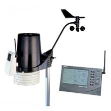 DAVIS Wireless vantage pro2 plus w/uv solar radiation sensors