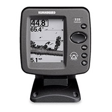 HUMMINBIRD 325 with TM transducer