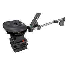 SCOTTY 1101 depthpower 30 inch electric downrigger w/rod holder swivel base
