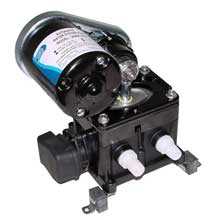 JABSCO 36950 fresh water electric water sys pump auto