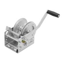 FULTON 2,600 lb. two speed cable winch - hp series