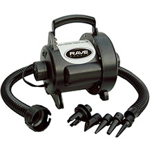 RAVE SPORTS High speed inflator/deflator - 3.0 psi
