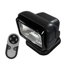 GOLIGHT Permanent mount radioray w/ wireless rem black