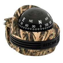 Ritchie Trek bracket mt compass camo