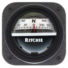 RITCHIE Bulkhead mount kayak compass