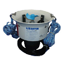 ICE EATER 1/4hp - 115v w/25 ft cord