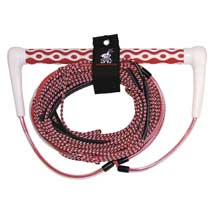 AIRHEAD Dyna-core wakeboard rope 3 section 70ft