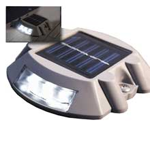 DOCK EDGE Solar dock deck light
