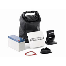 HUMMINBIRD 385ci Kayak Edition with Internal Antenna