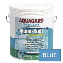 AQUAGARD Ii alumi-koat waterbased gallon blue