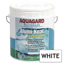 AQUAGARD Ii alumi-koat waterbased gallon white