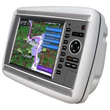 NavPod GP1056 sailpod f/garmin gpsmap,reg  6008, 6208 f/9.5inch  guard