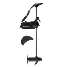 MOTORGUIDE Wireless w45 freshwater bow mount trolling motor - wireless foot pedal - 12v-45lb-48inch