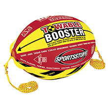 SPORTSSTUFF Doable 4k booster ball w/custom tow rope