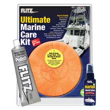 Flitz Ultimate marine care kit