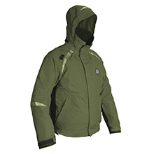 MUSTANG SURVIVAL Catalyst Bomber Jacket - Small - Olive/Black