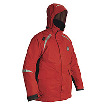 MUSTANG SURVIVAL Catalyst Coat - Medium - Red/Black