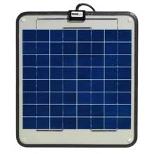 GANZ ECO-ENERGY 12w semi flexible solar panel