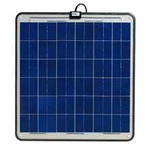 GANZ ECO-ENERGY 30w semi flexible solar panel