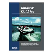 CLYMER Inboard/outdrive service manual