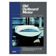CLYMER Old outboard motor service manual vol. 2 (prior to 1969)