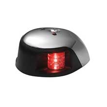 ATTWOOD Led sidelight red 12v w/ stainless housing