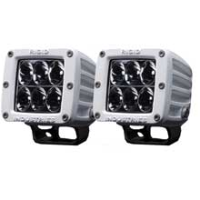 RI RIGID IND M-series - dually d2 led pair - driving beam