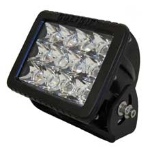 Golight Gxl led spotlight fixed mount black