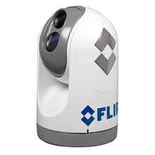 FLIR M%2D618cs thermal camera gyro stabilized