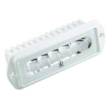 LUMITEC Capri2 %2D flush mount led flood light %2D 2%2Dcolor white and blue dimming