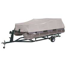 DALLAS MFG CO. 300 denier pontoon cover - model b - fits 21ft-24ft w/beam width to 96inch