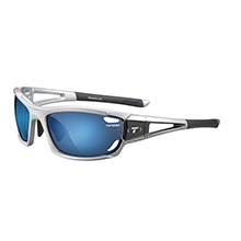 Tifosi Optics Dolomite 2.0 interchangeable lens sunglasses - metallic silver