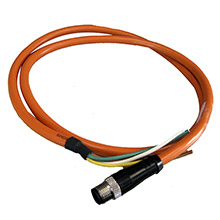 UFLEX USA Power a m-s1 solenoid shift cable - 3.3 ft