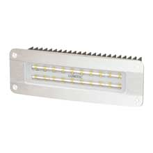 LUMITEC Maxillume2 %2D high power and flush mount flood light %2D white finish %2D white dimming