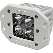 RI RIGID IND M-series - flush mount - dually led single - flood