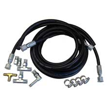 ACCU-STEER Kvr-6 verado kit w/ 6ft hoses