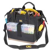 CLC WORK GEAR 1139 large traytote tool bag