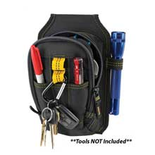 CLC Work Gear 1504 9 pocket mult-purpose inch  carry-allinch   tool pouch