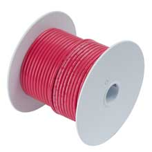 ANCOR 100ft 10 awg red