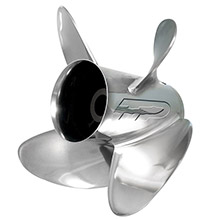 TURNING POINT Express vo-1425-4l stainless steel left-hand propeller - 14.5 x 25 - 4-blade