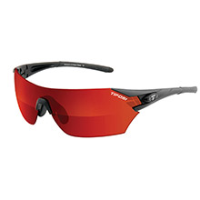 TIFOSI OPTICS Podium interchangeable sunglasses - clarion mirror collection - matte black