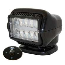 GOLIGHT Led stryker wired dash remote black