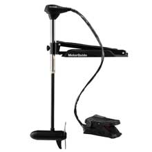 MOTORGUIDE X3 trolling motor - freshwater - foot control bow mount - 45lbs-50inch -12v