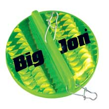 BIG JON Deepftr diver green