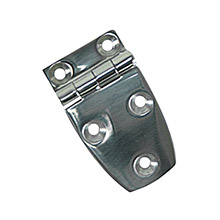 WHITECAP Offset hinge - 316 stainless steel - 1-1/2 inch x 2-3/4 inch