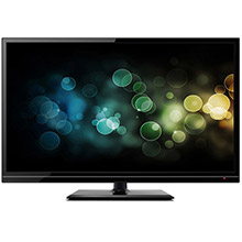 Majestic Global 15 inch Ultra Slim HD LED 12V TV - Multi-Media Capable