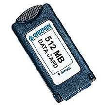 GARMIN 512 MB data card, RoHS