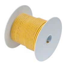 ANCOR 100ft yellow 8 awg